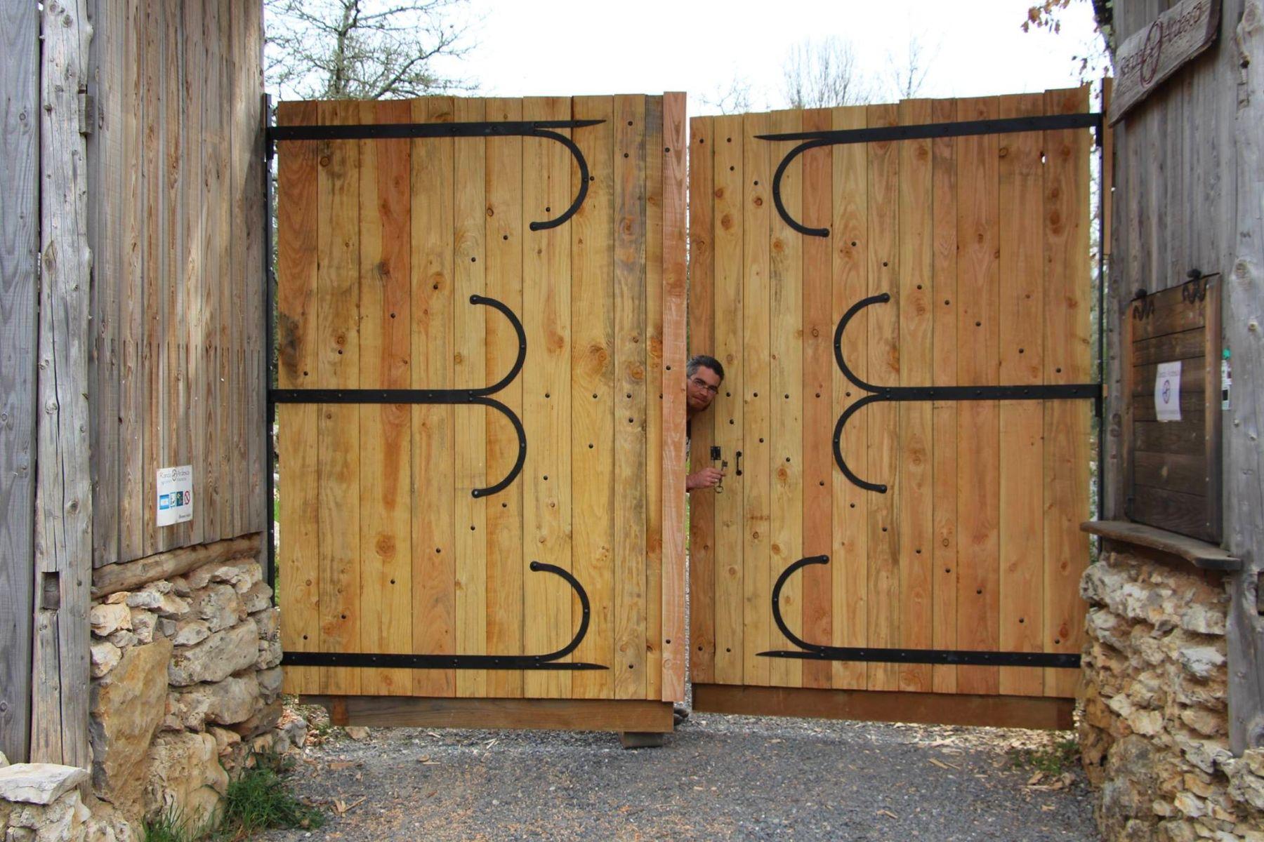Randa Ardesca Archéosite d'Ardèche - La porte d'entrée